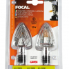 Lampa  Focal, Blinker - 21W, Chrom
